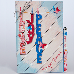 Love Joy Peace Pen and Journal Set
