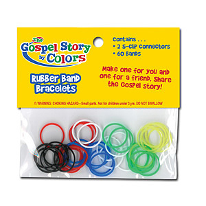 Gospel Story by Colors Wear and Share Bracelet Kit