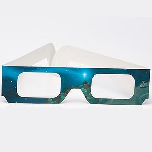 God's Promise Came True Prism Glasses