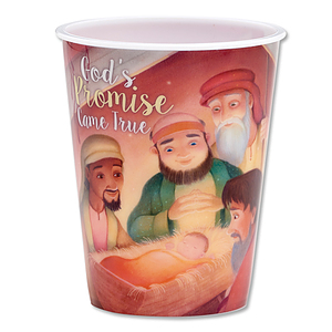 God's Promise Came True - Single Tumbler