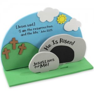 Resurrection Scene Foam Activity Kit