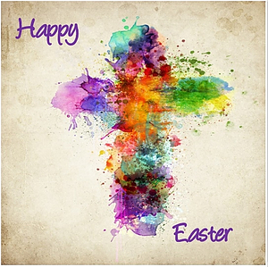 Happy Easter Charity Cards - Tearfund