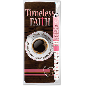 Timeless Faith Bookmark and Pen Set