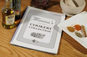 Menna's Cookery Book