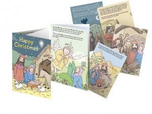 Nativity Activity Card