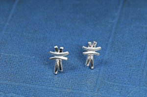 Alive in Christ Earrings