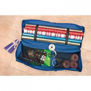 Gift Wrap Tidy Bag