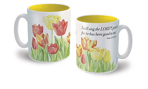 Boxed Tulip Mug (Single)