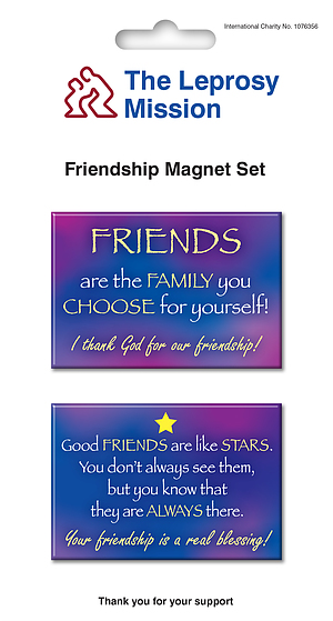 2 Friendship Magnets