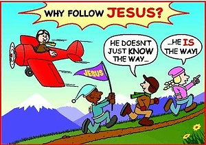 Tract: Why Follow Jesus? 50-pack