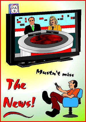 Tract: The News 50-pack