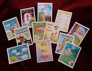 Tracts Sample Pack 84-pack - Birmingham Gospel Outreach