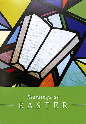 Blessings at Easter Cards Pack of 5