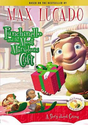 Punchinello and The Most Marvellous Gift DVD