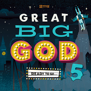 Great Big God 5: Ready To Go CD