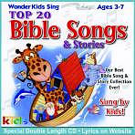 Top 20 Bible Songs and Stories
