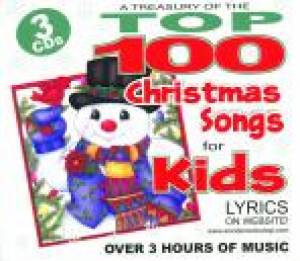 100 christmas songs for kids: