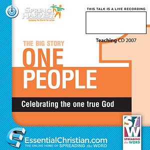 How God builds His Church a talk by Sara Adamson & Brian Weaver