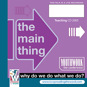 Marriage & Youth Work - can they co-exist a talk by Andrea Wharton & Damian Wharton