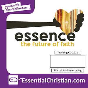Essence a talk by Jason Gardner