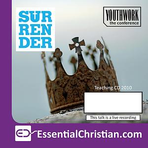 Surrender Success 1 a talk by Nick Shepherd & Danielle Strickland