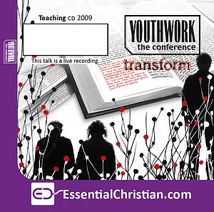 Identity Based Discipleship a talk from Youthwork the Conference