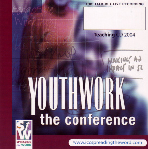 The Call Of A Youthworker a talk by Mike Pilavachi