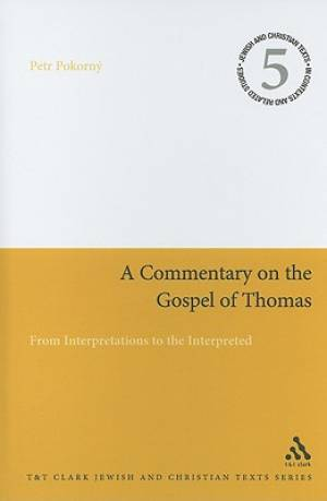 an introduction to the analysis of the gospel of thomas The gospel of thomas is an early christian non-canonical sayings gospel that many scholars believe provides insight into the oral gospel traditions it was discovered near nag hammadi, egypt, in december 1945 among a group of books known as the nag hammadi library.