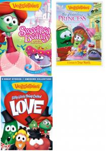 Veggie Tales Girls Value Pack
