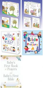 Bible and Prayer Gift Edition Value Pack