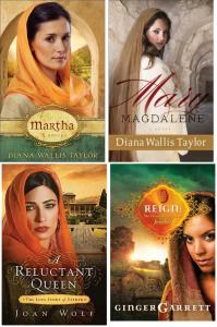 Women of the Bible Fiction Value Pack
