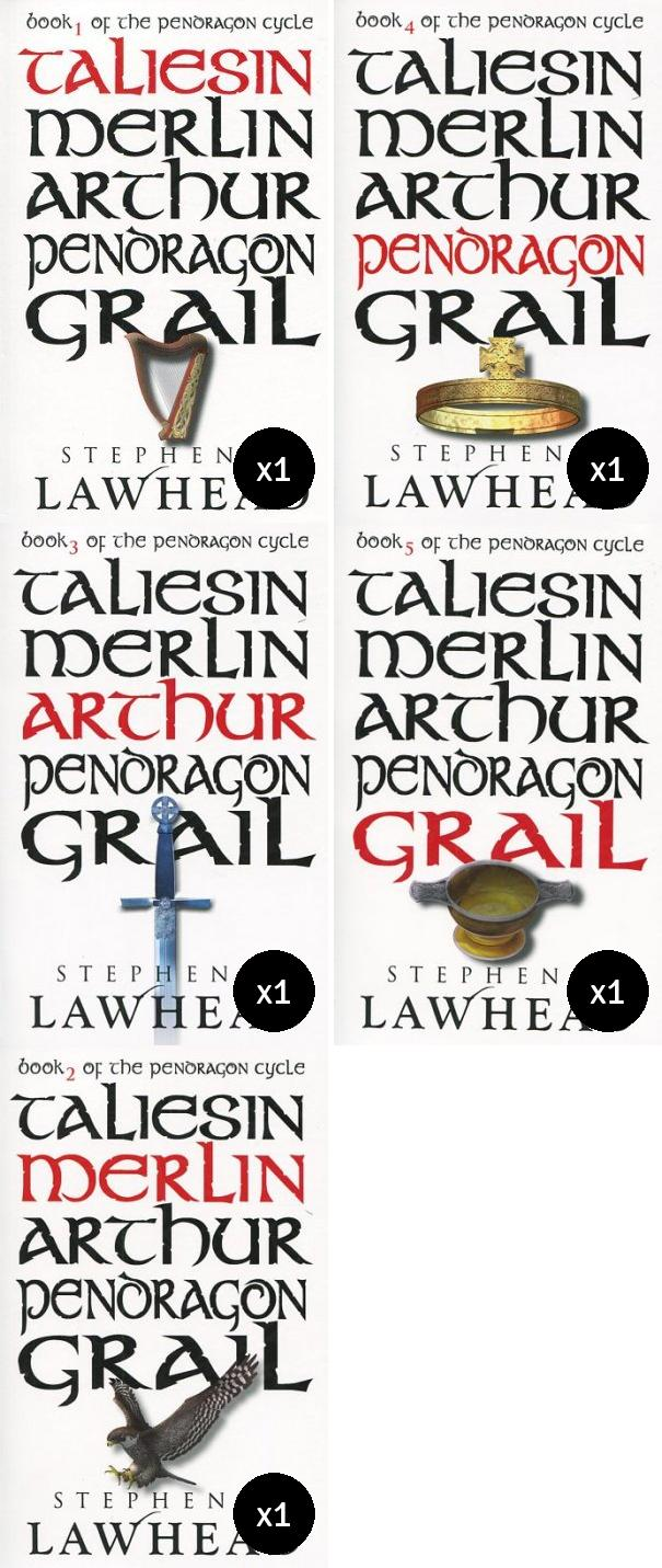 Pendragon Cycle Value Pack