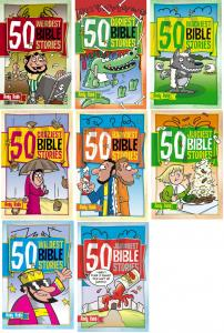 Bumper 50 Bible Stories Value Pack