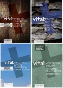 Vital Small Group Bible Study Taster Pack