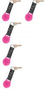 Hope and Joy Mirror Key Chain Pack of 5