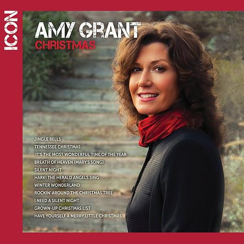 Amy Grant Christmas.Amy Grant Icon Christmas Cd