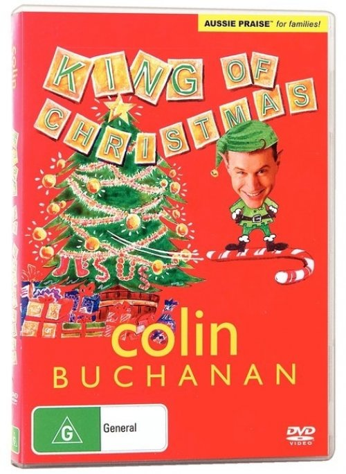 King Of Christmas Dvd Free Delivery When You Spend Pound 10 Eden Co Uk