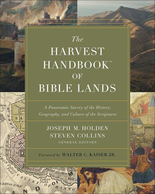Harvest Handbook™ of Bible Lands