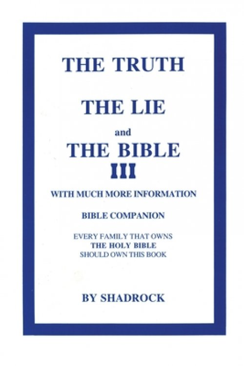 The Truth, The Lie and The Bible | Free Delivery @ Eden.co.uk