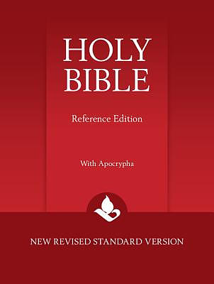 NRSV Reference Bible with Apocrypha | Free Delivery @ Eden co uk