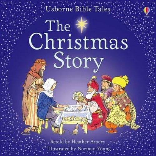 Bible Christmas Story.The Christmas Story