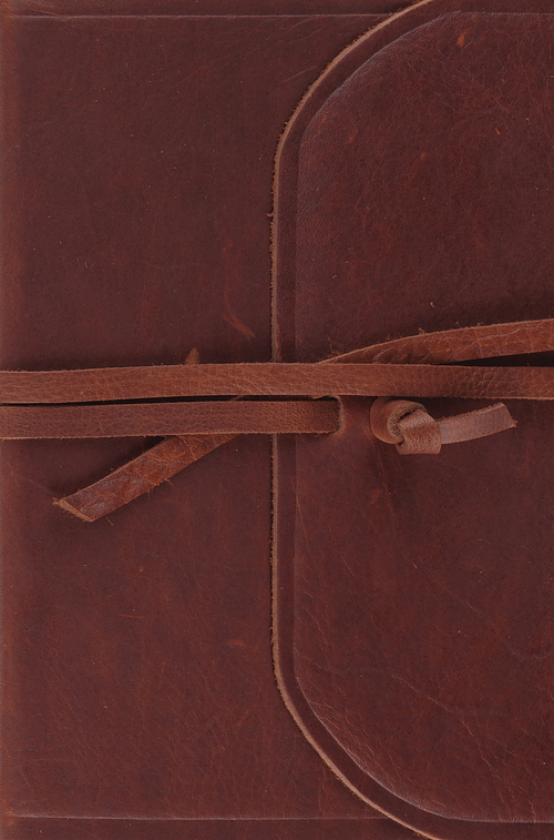 ESV Compact Bible Brown Flap with Strap | Free Delivery