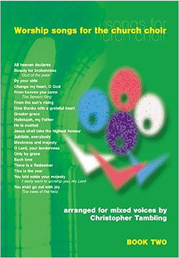 Worship Songs For The Church Choir Book 2   Free Delivery
