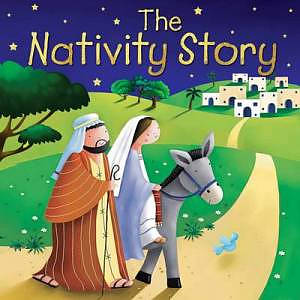 Bible Christmas Story.The Nativity Story