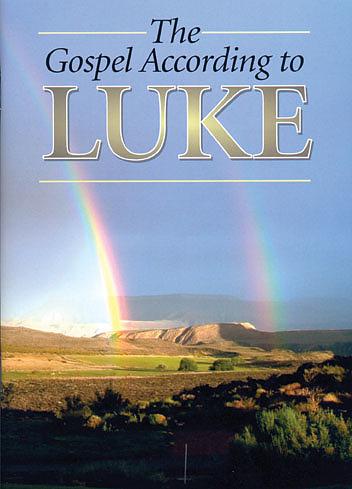KJV Gospel According to Luke