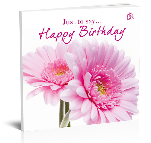 Just To Say Happy Birthday Book