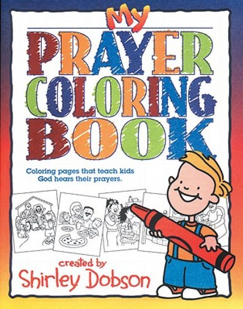 44+ My Bible Coloring Book Shirley Dobson HD