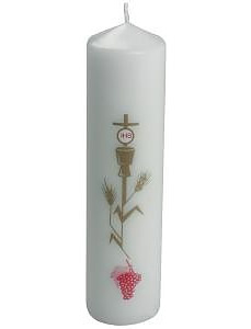 Taufkerze Communion Candle Confirmation Candle