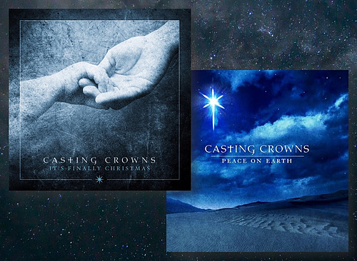 Casting Crowns Its Finally Christmas.Casting Crowns Christmas Bundle