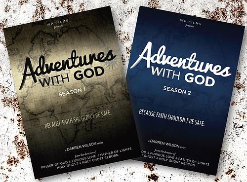 Adventures With God Seasons 1 & 2